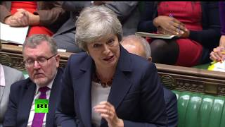 LIVE: Theresa May holds PMQs before heading to EU summit for crunch Brexit meeting