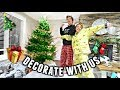 Download Video Download COUPLES DECORATE THE CHRISTMAS TREE! Getting Ready For Christmas!🎄 | Vlogmas Day 8 3GP MP4 FLV