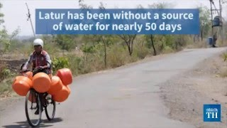 The Latur water crisis