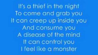 Disturbia - With Lyrics - Rihanna