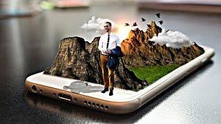 How to make a 3d image using PicsArt   PicsArt 3d manipulation tutorial