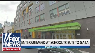 NYC School Holds Moment of Silence For Gaza Victims