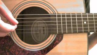 GUITAR TUTORIAL - Safe & Sound by T. Swift feat. Civil Wars