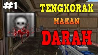 TENGKORAK makan DARAH - (Special Edition) POINT BLANK Funny Moments in Clan War #1