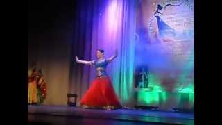 Radha nachegi dance From Movie Tevaar by Arina Polikarpova