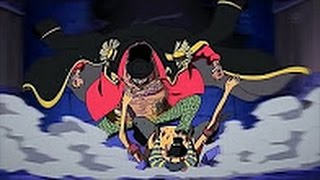 Backbeard Vs  Hannyabal !   One Piece 446 Eng Sub HD