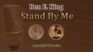 Stand By Me - Ben E. King (Karaoke)