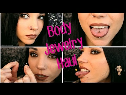 Xxx Mp4 Small Body Jewelry Haul New Nose Tongue Rings 3gp Sex