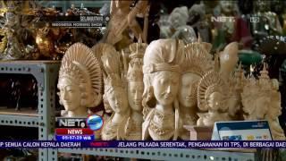 Pasar Seni Kumbasari, Tempat Berburu Oleh-oleh yang Mulai Ditinggalkan - NET5