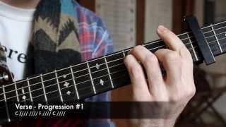 Dave Van Ronk - Hang Me, Oh Hang me - Guitar Lesson (Inside Llewyn Davis Soundtrack)