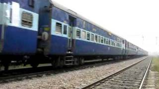 U/A Abha Toofan Express to Howrah