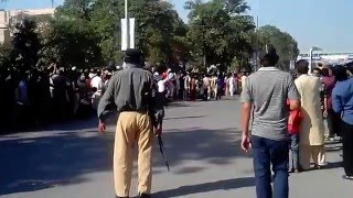 Pakistan Traffic Police Best Entry In Lahore
