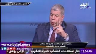 صدى البلد | حسن حمدي يكشف كيف سيتعامل حال عودته لرئاسة الأهلي مجددا