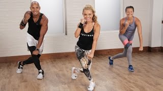 30-Minute Cardio-Boxing and Core-Tightening Workout | Class FitSugar