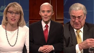 """SNL"" goes after Trump's Cabinet"