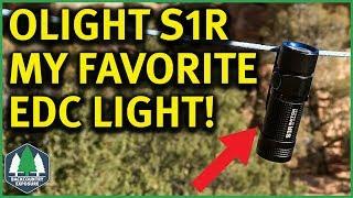 Olight S1R Baton | An EDC Love Affair