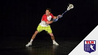 Slow Motion Lacrosse Shooting Mechanics with Peter Baum