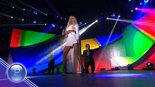 TEDI ALEKSANDROVA - CHALGA PEPERUDKI / Теди Александрова - Чалга пеперудки, live 02.06.2016