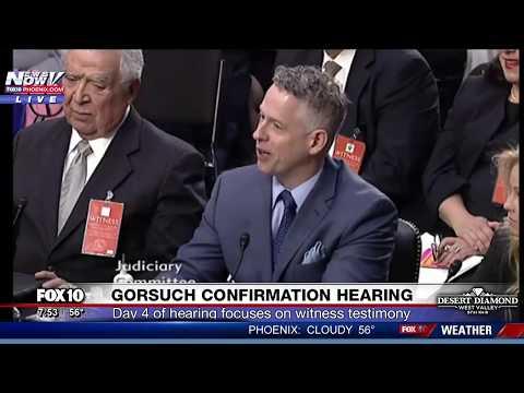 FNN 3 23 LIVESTREAM Gorsuch Hearings; Trump Updates; Breaking News