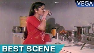 Sudha Chandran Drinks Poisoned Milk || Sarvam Sakthimayam Tamil Movie || Best Scene
