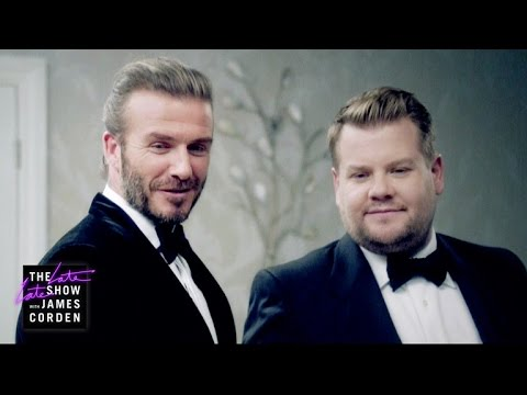 Xxx Mp4 The Next James Bond David Beckham V James Corden 3gp Sex