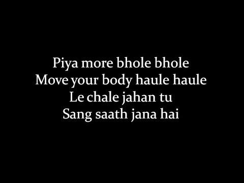 Xxx Mp4 LYRiCS Piya More Lyrical Video – Baadshaho Emraan Hashmi Sunny Leone HD 3gp Sex