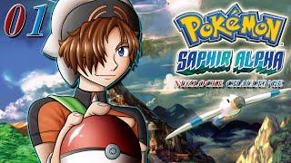 Pokémon Saphir Alpha : Qui Choisir ? | Ep.01 - Let's Play Nuzlocke