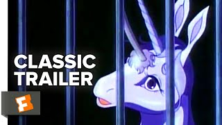 The Last Unicorn (1982) Trailer #1 | Movieclips Classic Trailers