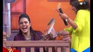 Chala Hawa Yeu Dya | Ajay Devgan And Kajol | Promote Shivaay Part-4