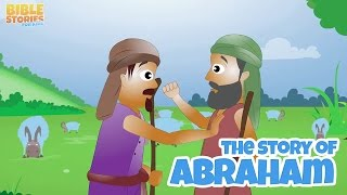 Abram and Lot Separates! -Bible Stories For Kids!
