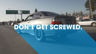 Don't Get Screwed Buying A Used Car | Donut Media