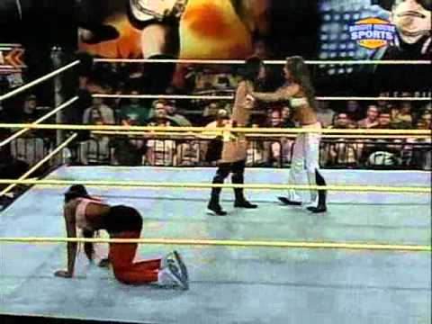 Naomi Night vs. Savannah vs. AJ Lee FCW 04.25.10