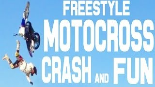 BEST OF Freestyle Motocross, Crash & Fun!  - Subscribe for more !
