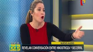 """Juan Sheput: """"La posición de Héctor Becerril es muy complicada"""""""