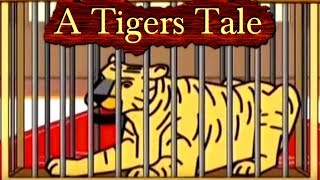 Akbar Birbal Stories | A Tigers Tale | Hindi Animated Stories For Kids | Masti Ki Paathshala