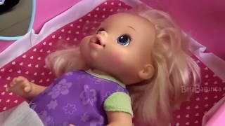 Baby Alive Bia Bagunça, Babá Louca e Malvada quer bater na Criança, E AGORA???