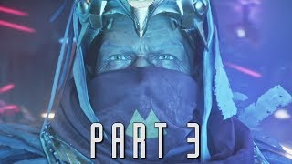 DESTINY 2 CURSE OF OSIRIS Walkthrough Gameplay Part 3 - Infinite - Campaign Mission 3 (DLC)