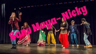 Sanu Maya/ Indira Joshi ~ By Nicky Karki -Live Performance