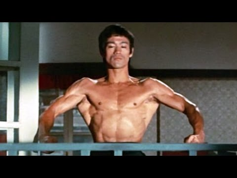Bruce Lee s EXHIBITION RARE MUST SEE