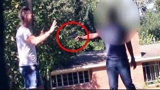 Prankster Got Shot! (Hood Prank GONE WRONG in Oakland) - Almost Dies - Social Experiment
