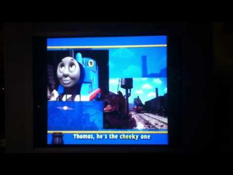 Thomas & Friends Season 12 Intro Beginning Roll Call & C