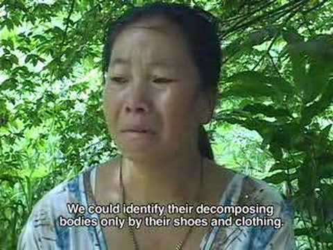 Xxx Mp4 HUNTED LIKE ANIMALS Hmong Women Raped By Lao Soldiers 3gp Sex