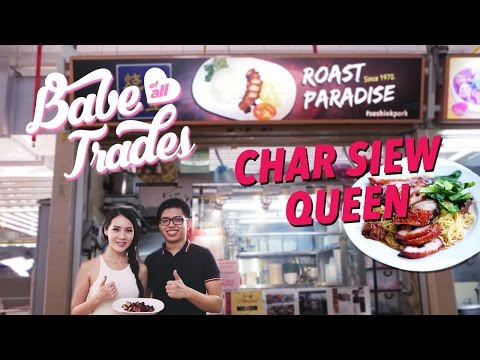 Char Siew Queen - Babe Of All Trades Ep 13