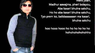 Tyo Prem Ko Balidan Karaoke with Lyrics