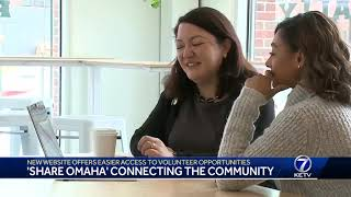 Share Omaha connects nonprofits and volunteers through social media