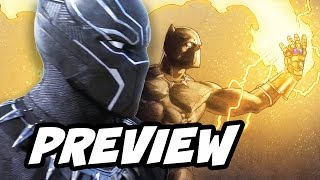 Black Panther Preview Breakdown and Marvel 2018 Explained