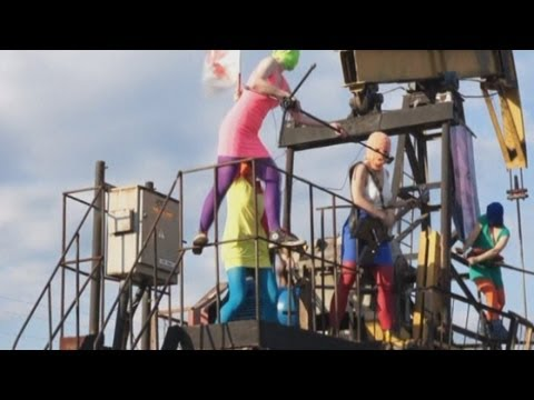 Xxx Mp4 Pussy Riot Release New Video Targeting Russian Oil And Gas Industry 3gp Sex