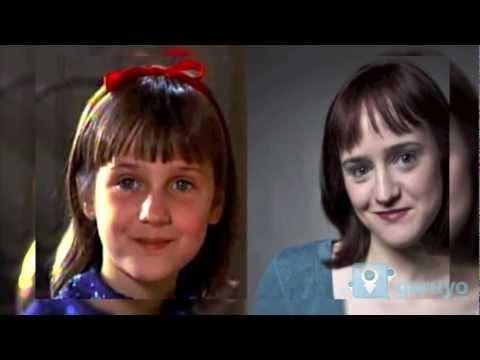 Los niños famosos de los años 90 s el antes y el después. Feliz día del niño 2013