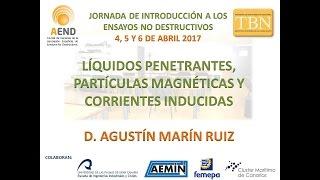 Líquidos Penetrantes, Partículas Magnéticas, Corrientes Inducidas