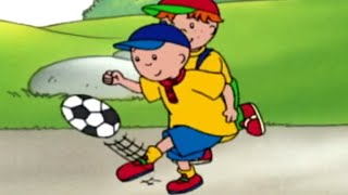 Funny Animated Cartoons for Kids | Caillou